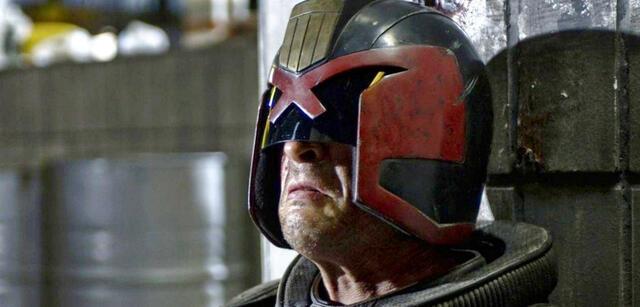 Neuer Film für Dredd?