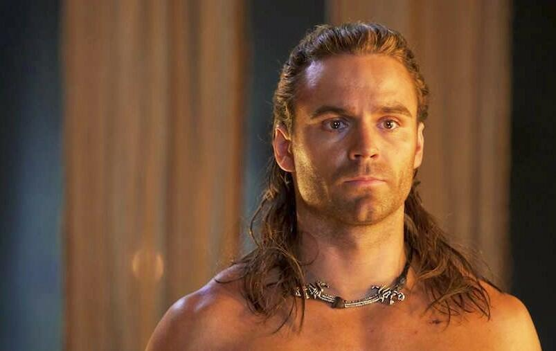 Spartacus Serie Staffel 1