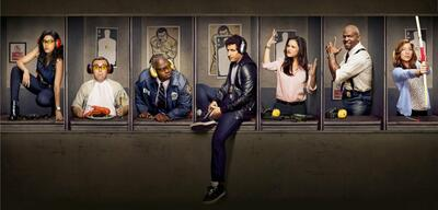 Der Cast von Brooklyn Nine-Nine