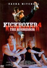 Kickboxer 4 - The Aggressor - Poster