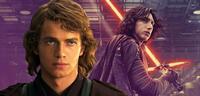 Bild zu:  Anakins Machtgeist wäre fast in Star Wars 8 aufgetreten