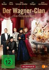 Der Wagner-Clan: Eine Familiengeschichte - Poster