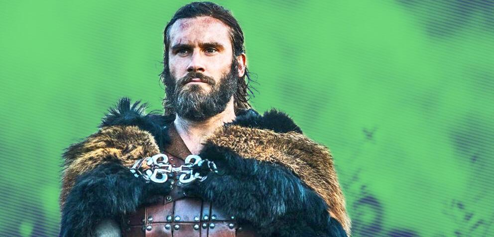 Vikings mit Clive Standen als Rollo