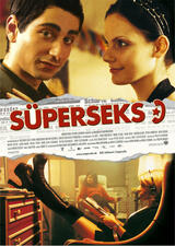 Süperseks - Poster