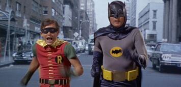 Bild zu:  Batman hält die Welt in Atem