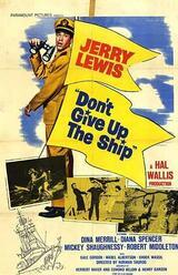 Keiner verläßt das Schiff - Poster