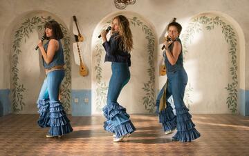 Mamma Mia 2 - Jessica Keenan Wynn und Alexa Davis als Tanya und Rosie