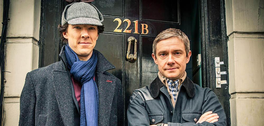 Sherlock 5. Staffel