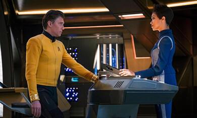 Star Trek: Discovery - Staffel 2 mit Anson Mount und Sonequa Martin-Green - Bild 3