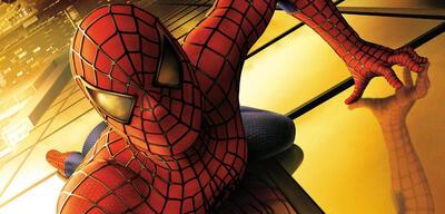 Spider-Man (2002) als Teil von Sonys Clean Version-Programm