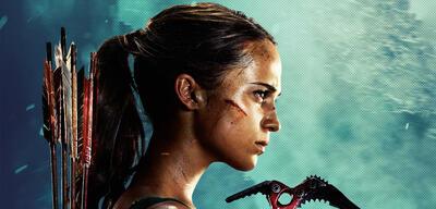 Alicia Vikander kehrt als Lara Croft in Tomb Raider 2 zurück