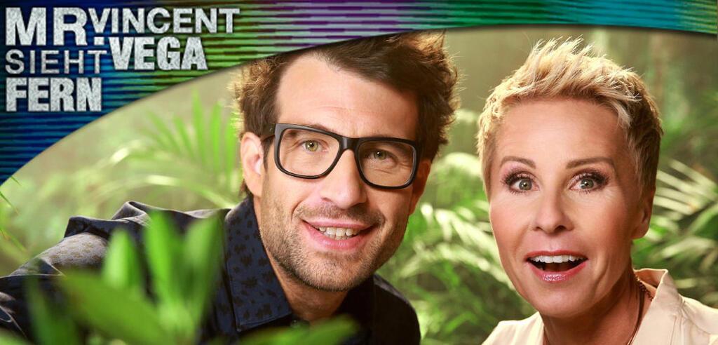 Im Dschungefieber: Daniel Hartwich und Sonja Zietlow.