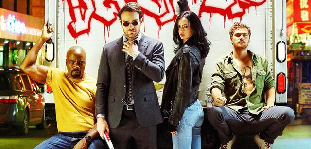 Netflix Serien Marvel