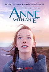 Anne with an E - Staffel 2 - Poster