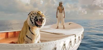 Ang Lees jüngster Film Life of Pi