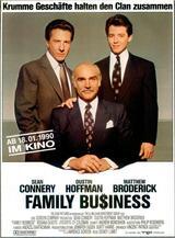 Family Business - Ehrbare Ganoven - Poster