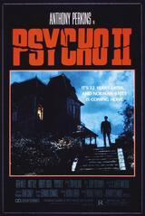 Psycho II - Poster