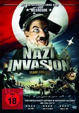 Nazi Invasion - Team Europe - Poster