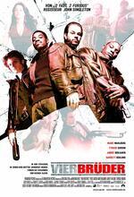 Vier Brüder Poster