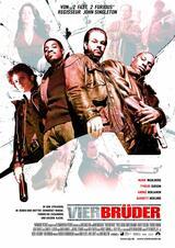 Vier Brüder - Poster