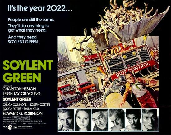 … Jahr 2022 … Die überleben Wollen