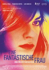 Eine fantastische Frau - Una mujer fantastica - Poster