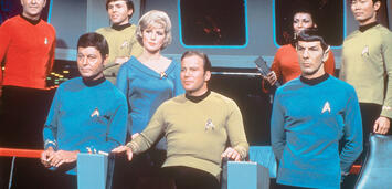 Bild zu:  Raumschiff Enterprise