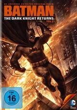 Batman: The Dark Knight Returns, Part 2 - Poster