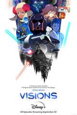 Star Wars: Visionen - Staffel 1 - Poster