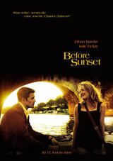 Before Sunset - Poster