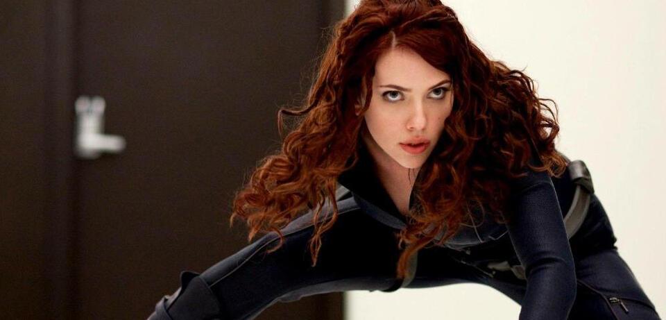 Platz 1 Natasha Romanoff Black Widow