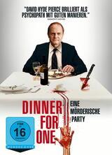 Dinner for One - Eine mörderische Party - Poster