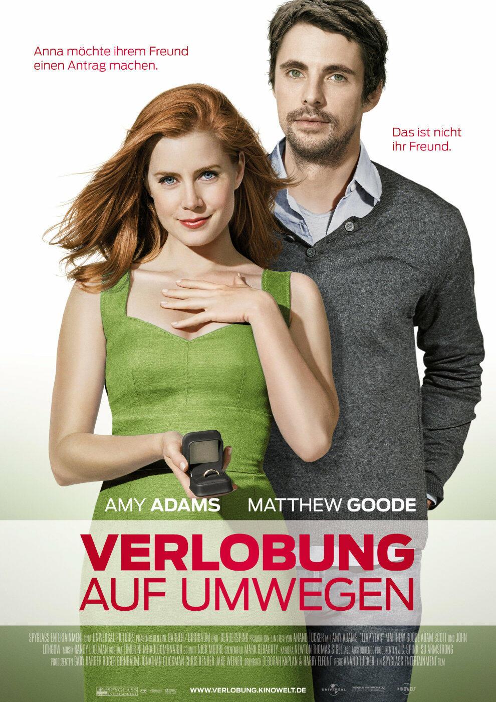 Verlobung Auf Umwegen Film