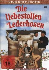 Die liebestollen Lederhosen - Poster