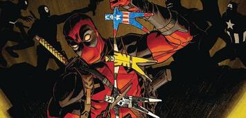 Bild zu:  Deadpool Kills the Marvel Universe Again #1