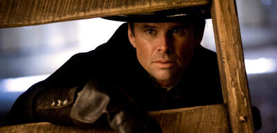 Walton Goggins in The Hateful 8