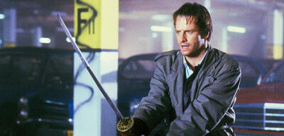 Christopher Lambert in und als Highlander