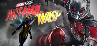 Ant-Man and the Wasp Hope van Dyne und Scott Lang