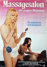 Massagesalon der jungen Mädchen - Poster