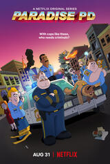 Paradise PD - Poster