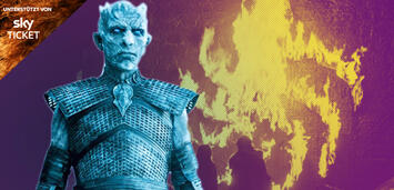 Bild zu:  Der Night King in Game of Thrones