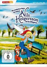 Die wunderbare Reise des kleinen Nils Holgersson mit den Wildgänsen - Poster