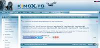 Bild zu:  Filme über Kinox.to zu streamen ist laut EuGH-Urteil illegal