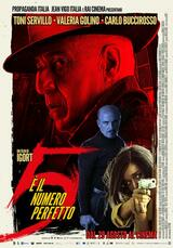 5 Is the Perfect Number - Poster