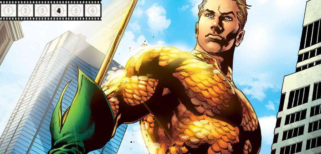 Aquaman, der König der Sieben Weltmeere