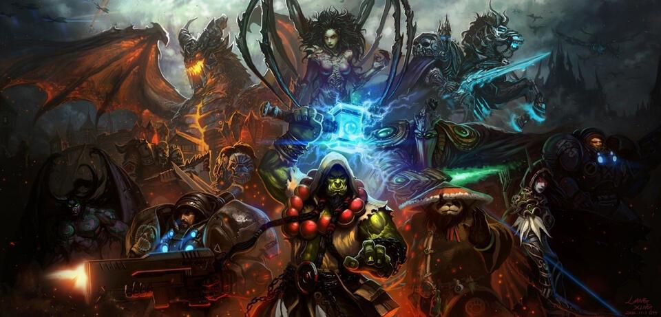 Die Welt von Blizzard Entertainment