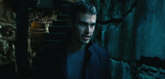 Theo James als David in Underworld Awakening