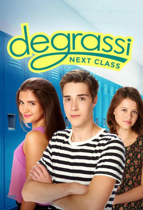 Degrassi Serien Stream