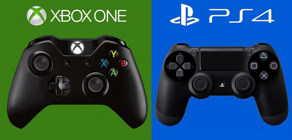 PS4 und Xbox One