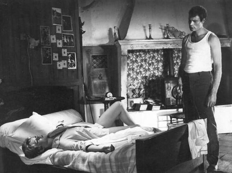 ...und immer lockt das Weib mit Brigitte Bardot und Christian Marquand